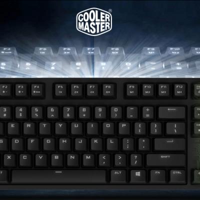 Cooler Master QuickFire Rapid-I : Clavier mécanique pour les gamers