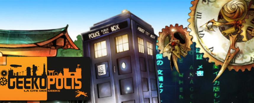 Geekopolis, la cité des geeks – Edition 2014