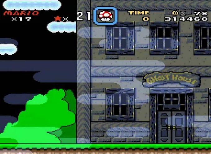 Super Mario World – Remix