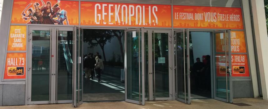 Salon Geekopolis, rendez-vous en 2015