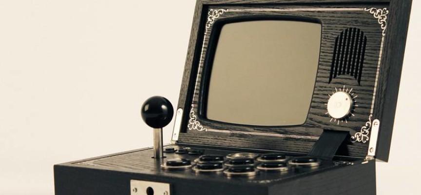R-KAID-R, la borne arcade portable
