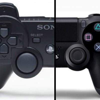 La manette PS4 DualShock 4 compatible avec la PS3 en mode sans fil