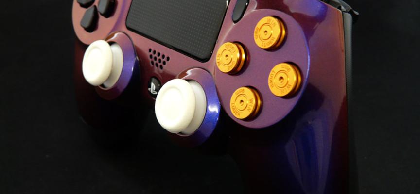 Test Blast Controllers Caméléon (2014) – Manette | PS4