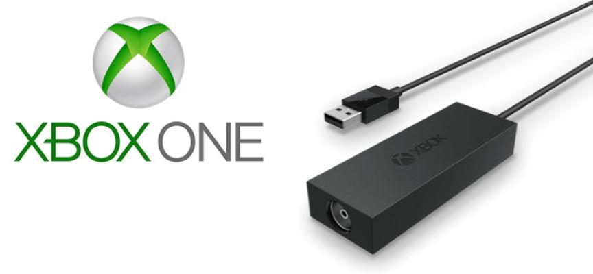 Un Tuner TV Numérique pour votre Microsoft Xbox One
