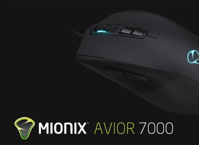 Test Mionix Avior 7000 – Souris ambidextre | PC