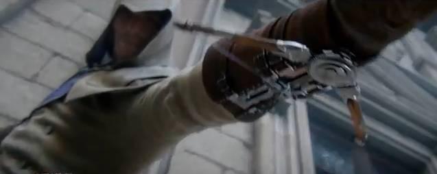 La lame Phantom Blade d'Assassin's Creed Unity a été forgée !