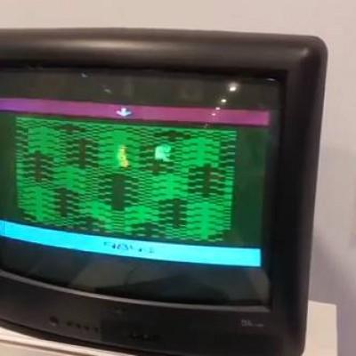 Terminer ET l'Extraterrestre sur Atari en 3 min