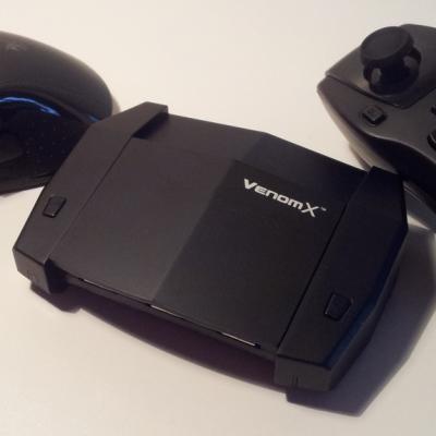 Test Tuact Venom-X – Combo nunchuck/souris | PS / XBox / PC