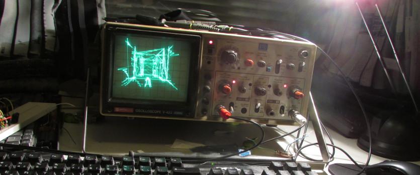 L'oscilloscope, une nouvelle console pour Geek ?