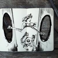 Portal 2 - 365 Days of Doodles