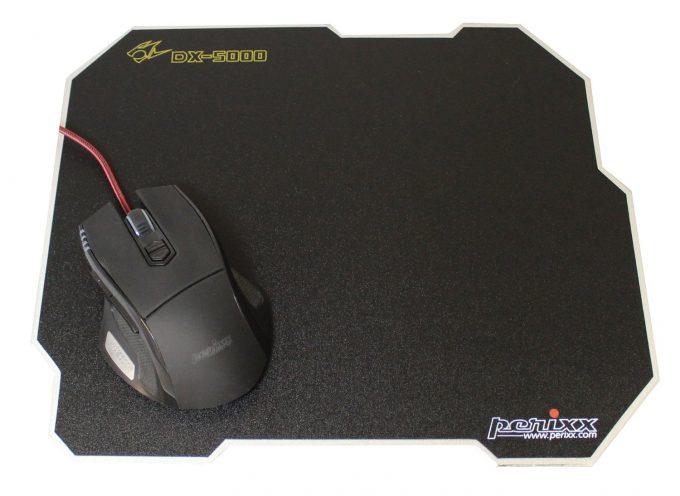 Test Perixx DX-5000 L – Tapis de souris gamer