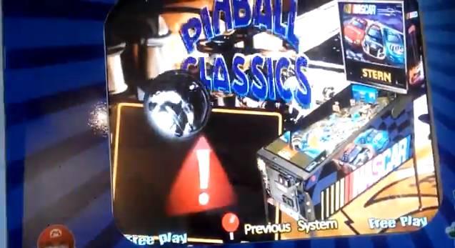 Borne arcade virtua-flipper, le mix parfait ?