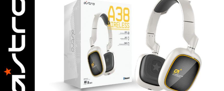 Test Astro Gaming A38 – Casque Stéréo | PC / Mobile