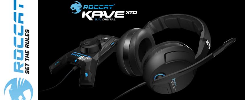 Test Roccat Kave XTD 5.1 Digital – Casque Surround | PC
