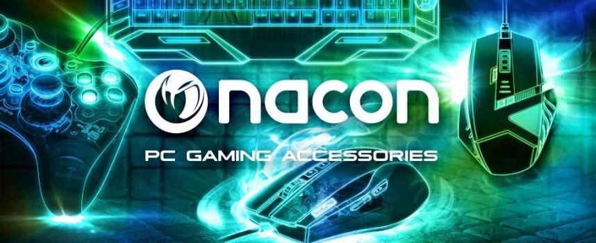 Bigben lance sa gamme d'accessoires Gaming pour PC
