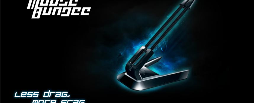 Test Razer Mouse Bungee – «Bungee» pour souris