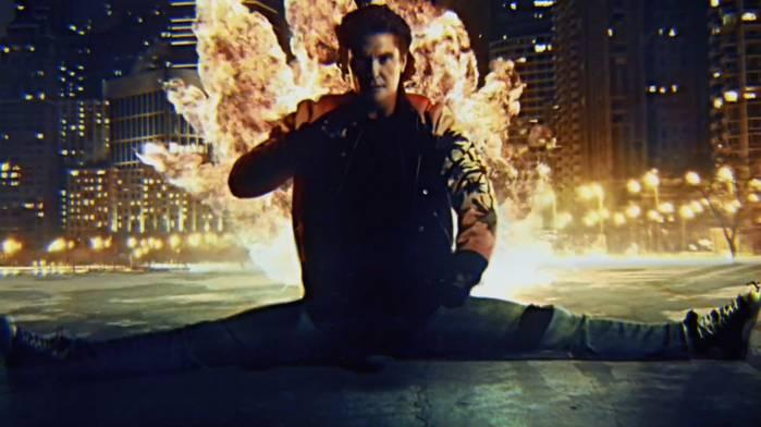 Avec True Survivor, David Hasselhoff signe le titre principal de Kung Fury