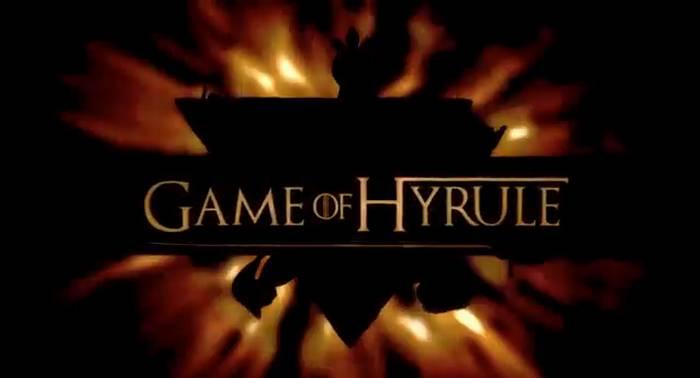 Game of Hyrule, l'intro mashup du moment.