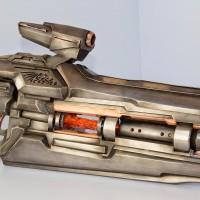 replique Light Rifle Z-250 de Halo 4