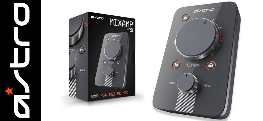 Test Astro Gaming MixAmp Pro 2014 – Dac Audio