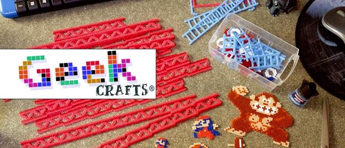 Geek-crafts, la perle des jeux vidéo