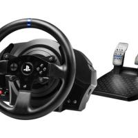 Accessoire simulation automobile Thrustmaster - volant et pédalier