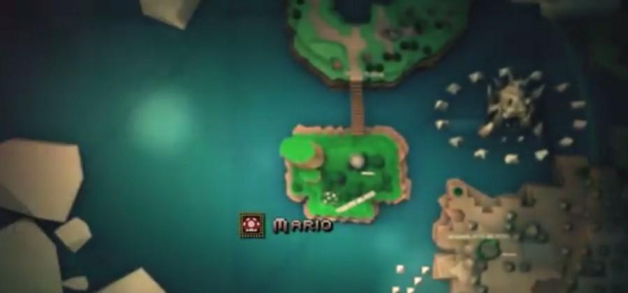 Générique de Game of Thrones version Super Mario World