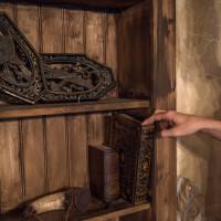 cave maison Elder Scrolls V Skyrim