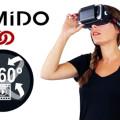 Homido masque VR