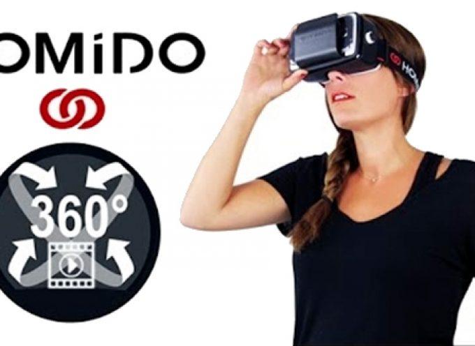 Test Homido – Casque réalité virtuelle | Mobile