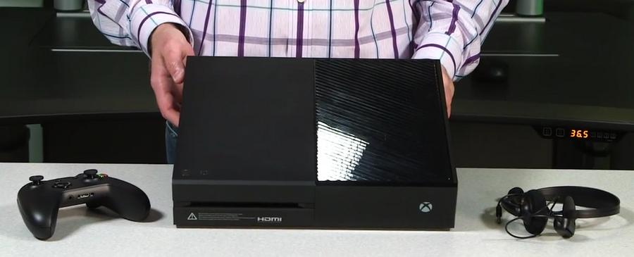 Nouveautés matériels 2015 pour la Xbox One de Microsoft
