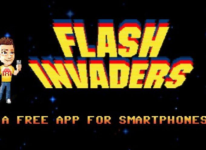 Flash invaders, l'application mobile qui va vous faire voyager