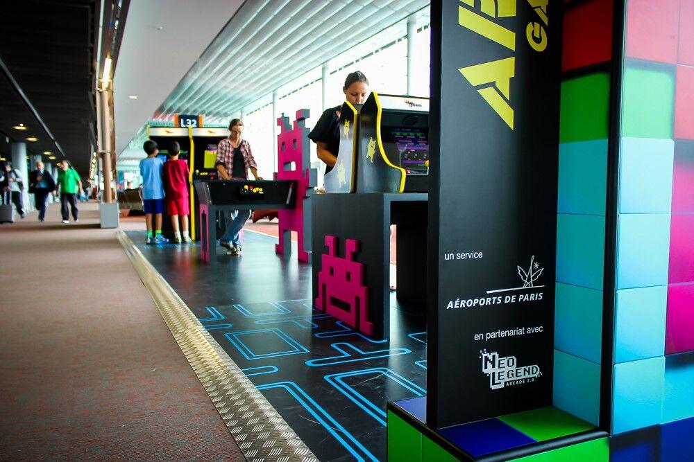 Neo Legend donne des ailes aux jeux d'arcade
