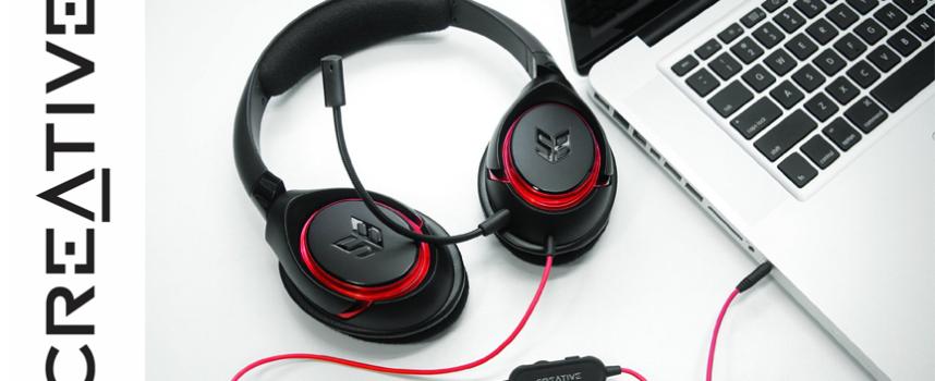 Test Sound Blaster Inferno – Casque stéréo | PC / PS4 / Xbox One / Mobile