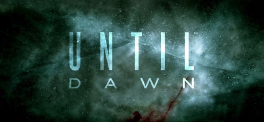 Avis sur Until Dawn – PS4