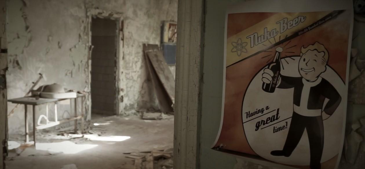 Fallout 4, Hitek.fr réalise une bande annonce IRL près de Tchernobyl