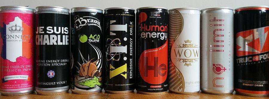Energy drinks, boostez le gamer qui est en vous !