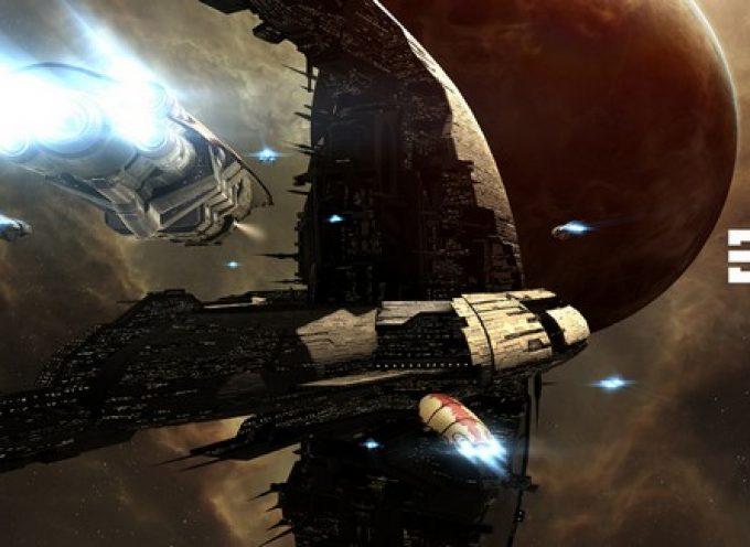 Boitier de commande DIY pour Eve Online