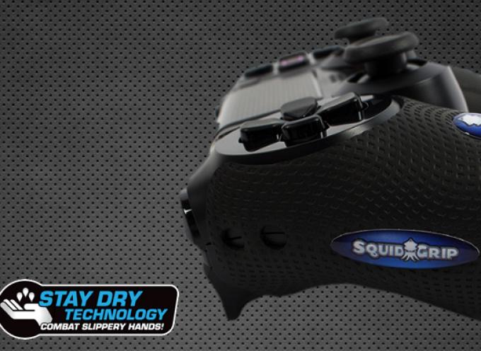 Test SquidGrip PS4 – Grip manette | PS4