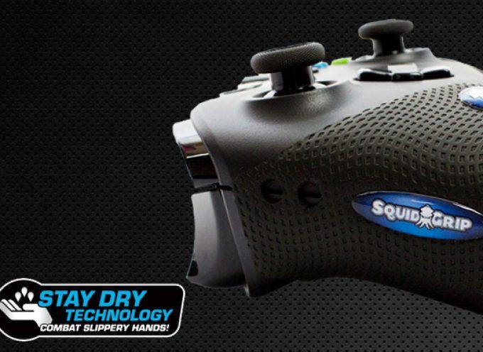 Test SquidGrip Xbox One – Grip manette | XOne