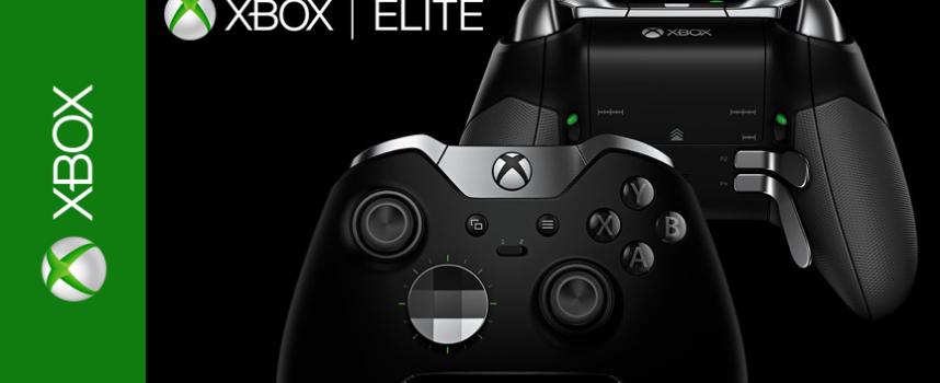 Test Microsfoft Xbox One Elite – Manette | Xbox One / PC