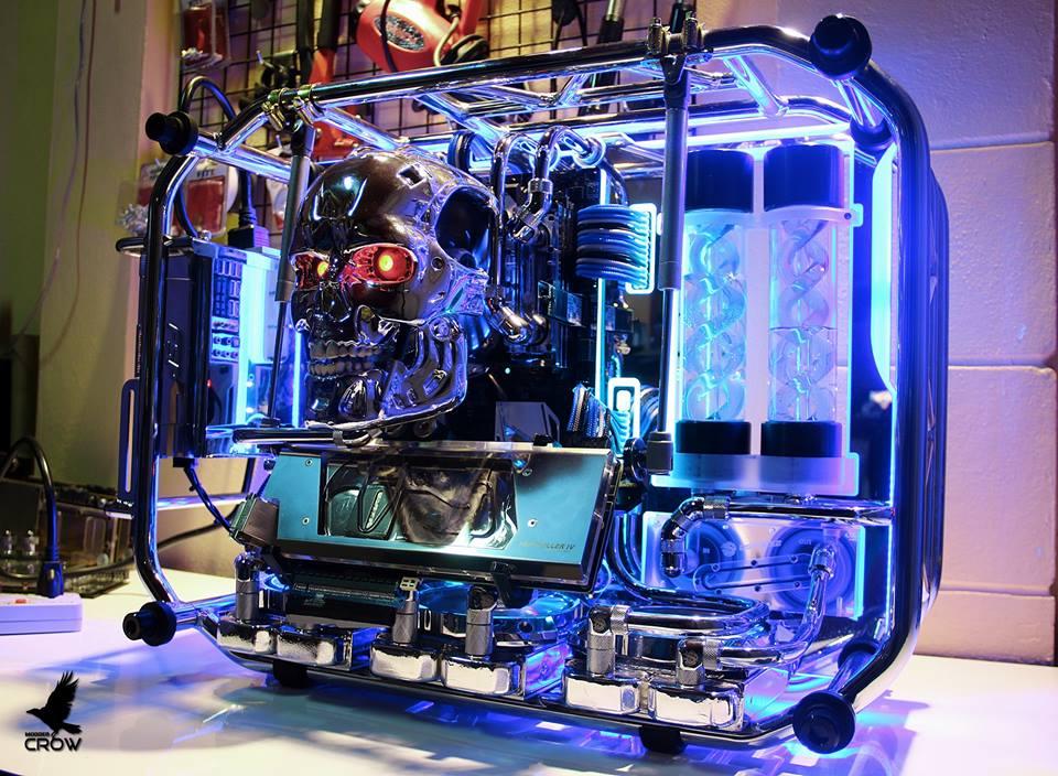 Mod PC Terminator par Modder CROW