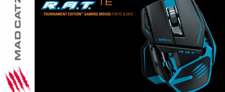 Test Mad Catz R.A.T. Tournament Edition – Souris droitier | PC