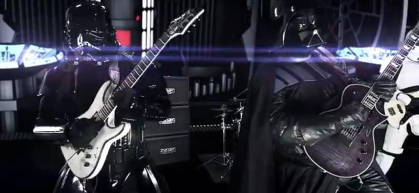 Le thème de Star Wars repris par Galactic Empire