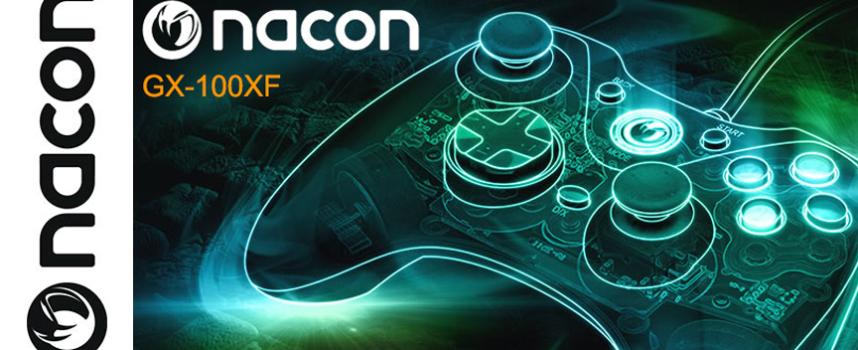 Test Nacon GC-100XF – Manette | PC