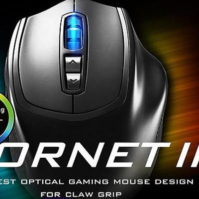 Test CM Storm Xornet II – Souris droitier | PC