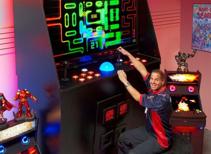 Macro borne arcade, le record du monde