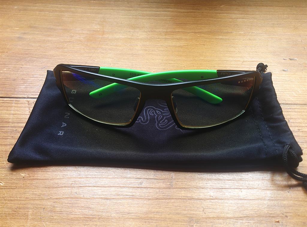 Gunnar a donc développé en partenariat avec Razer une paire de lunettes  gaming   les Gunnar X Razer RPG. 238fa0d26ca4