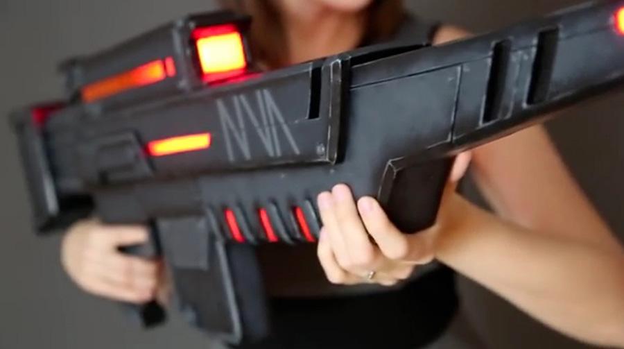 Fabriquer le fusil d'assaut de Nova dans Heroes of the Storm