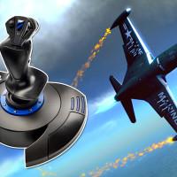 Thrustmaster lance le T.Flight Hotas 4, 1er joystick officiel pour Playstation 4
